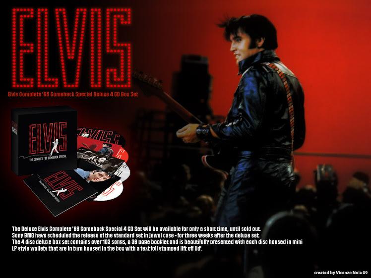 ELVIS COMEBACK 68'