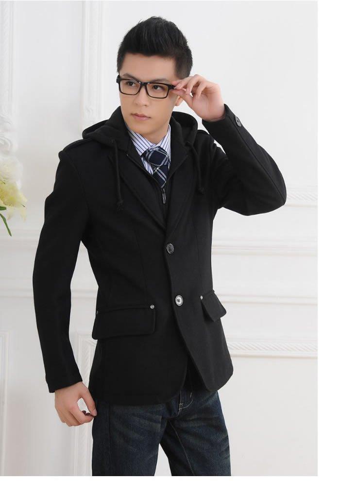 ao khoac vest nam 06 Ba thiên hướng áo khoác nam rất được ưa chuộng