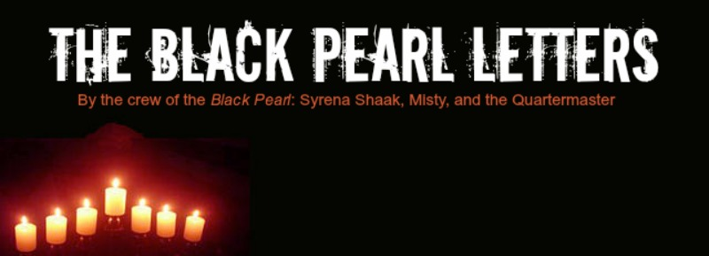 The Black Pearl Letters