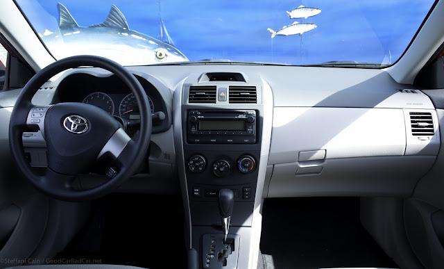 2013 Toyota Corolla CE interior