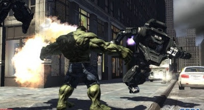 The Incredible Hulk Game pc game Download Full Version