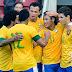 Brasil vence Grã-Bretanha no amistosos antes das Olimpíadas