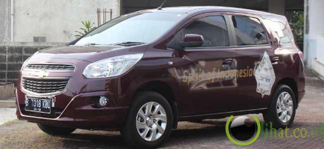 Segmen Low Multi Purpose Vehicle (MPV)