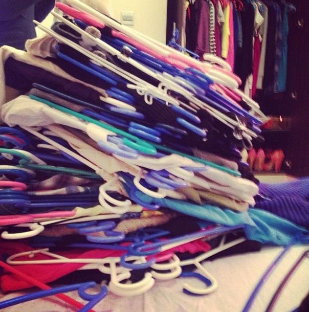 Closet Day