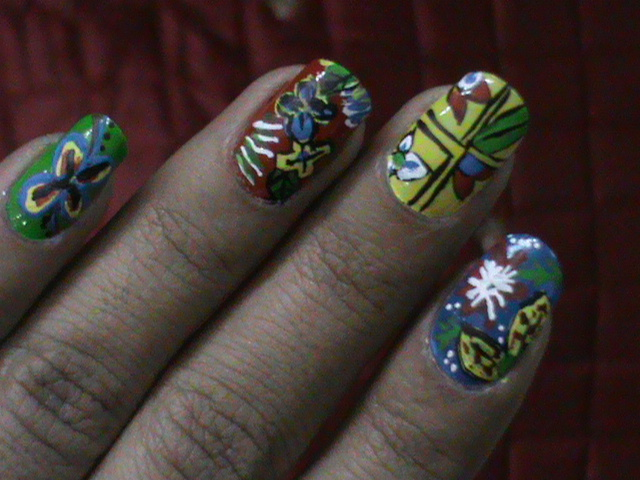 nail art designs to do at home easy nail art for beginners  nail art
