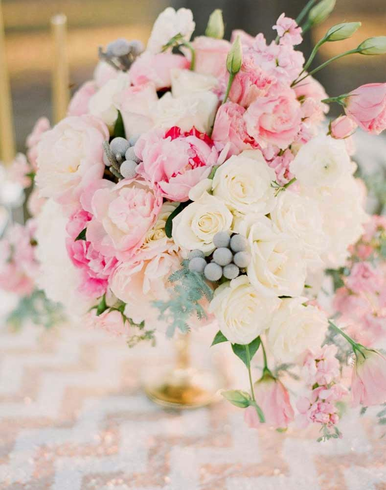 Summer Pink Wedding Flower Decoration Ideas photos hd