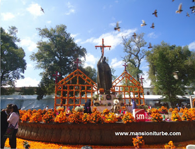 Day of the Dead in Pátzcuaro, Michoacán, México