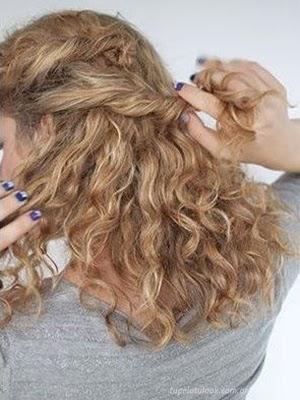Peinados 2014_recogidos rizados