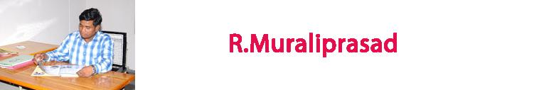 Dr.R.Murali Prasad