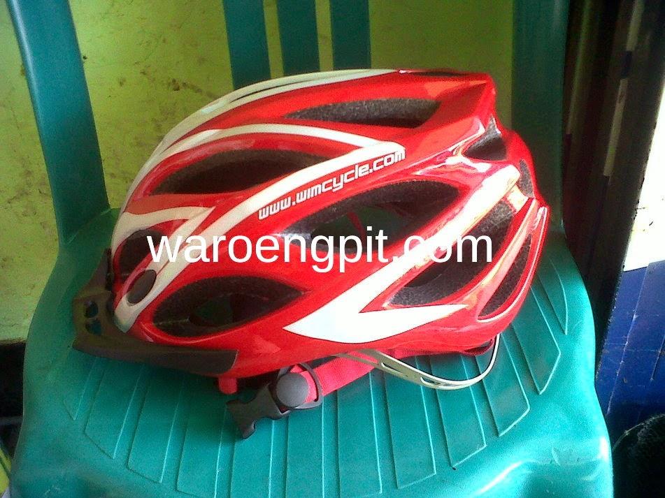Jual Helm Sepeda Merek Wimcycle