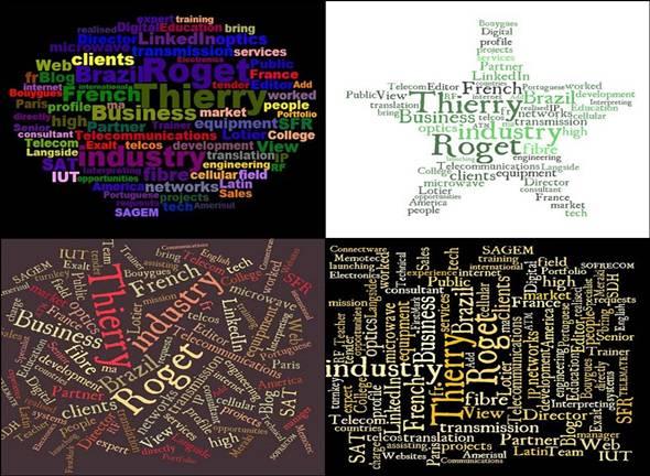 nuages de mots  cinq sites pour en faire