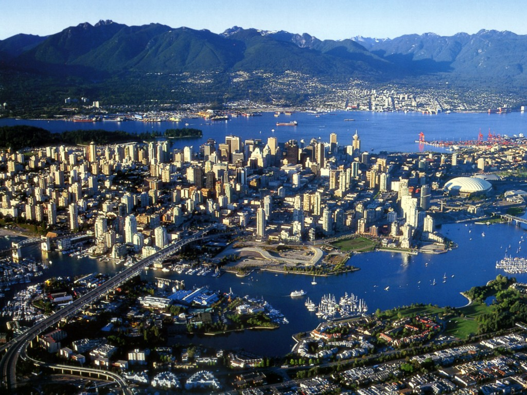 The Most Beautiful Places On Earth Vancouver Canada North America
