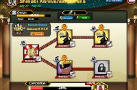 Cheats Ninja Saga - Unlimited Item Event Anniversary 3rd