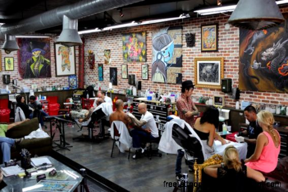 10 of the Best Tattoo Parlors in the   Highsnobiety