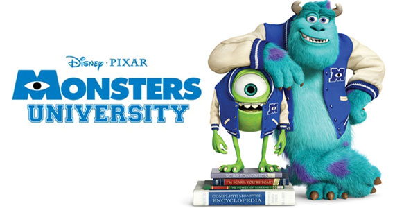 Monsters Inc Teaser Trailer