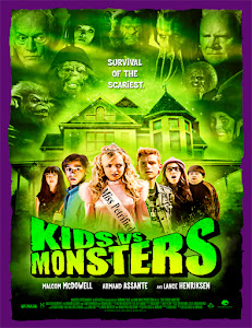 Kids vs Monsters (2015) español Online latino Gratis