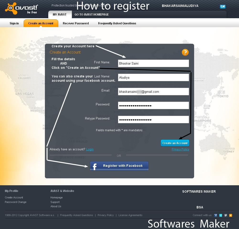 How To Get Avast Genuine License Key File Jamiiforums