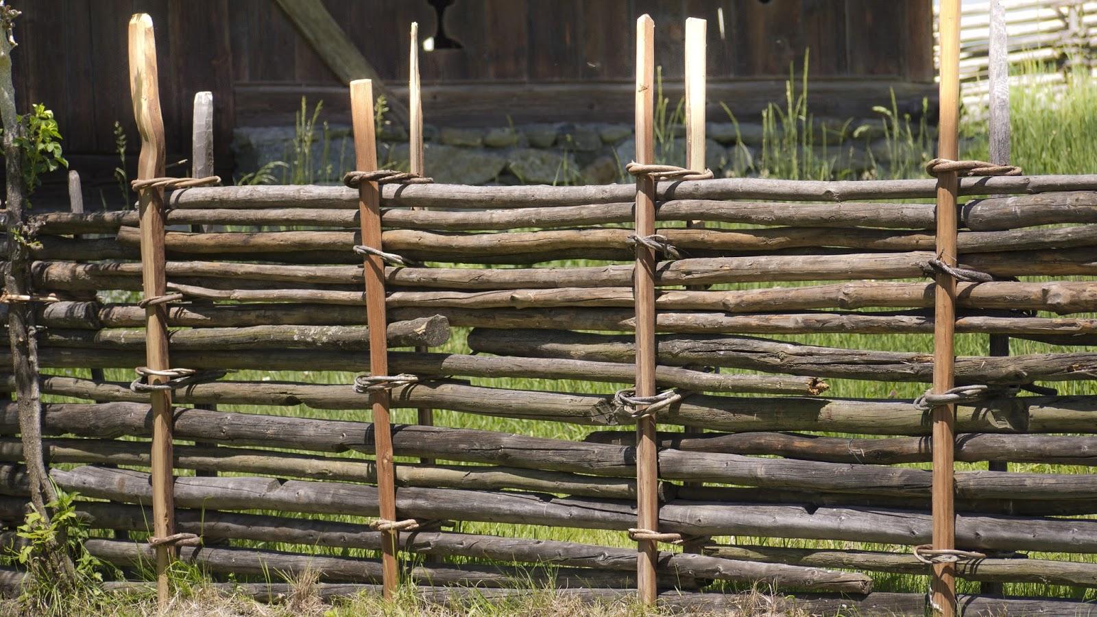 Antichi mestieri staccionate e recinzioni agricole nei masi for Immagini recinzioni