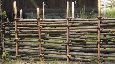 recinzione steccato Ringzaun