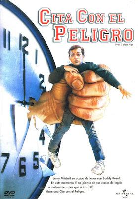 Three O'Clock High 1987 DVDR NTSC Sub