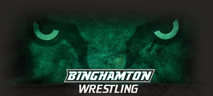 Binghamton Bearcats Wrestling