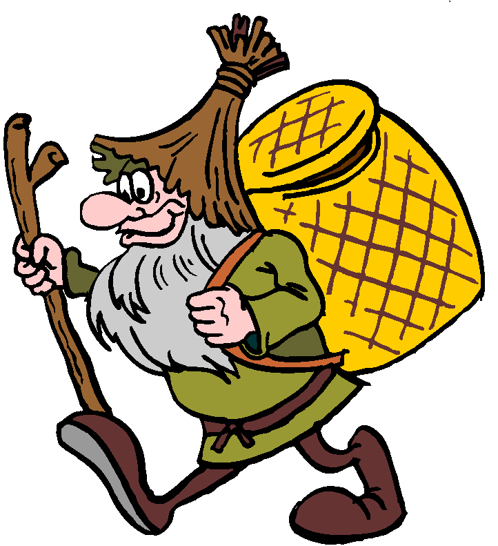 Old Man Free Clipart