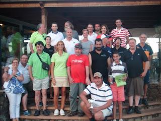 Primer torneo Intercomunitario en Tenerife