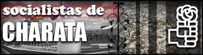 SOCIALISTAS DE CHARATA