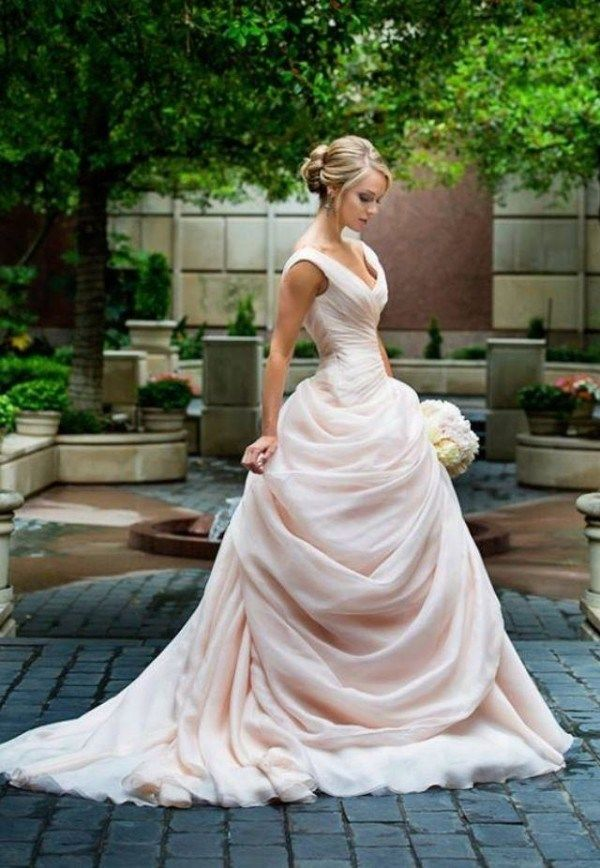 Popular pinterest fairy tale wedding dresses for the for Fairytale inspired wedding dresses