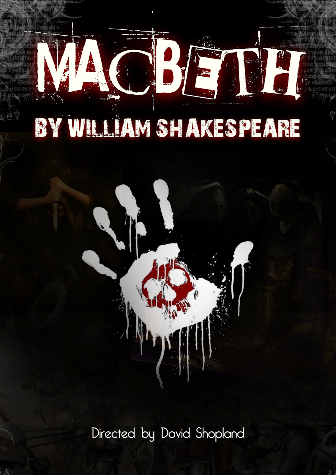blindness in macbeth Like all of shakespeare's plays, 'macbeth' has intrigued generations of literary critics this lesson will examine some of the most popular.