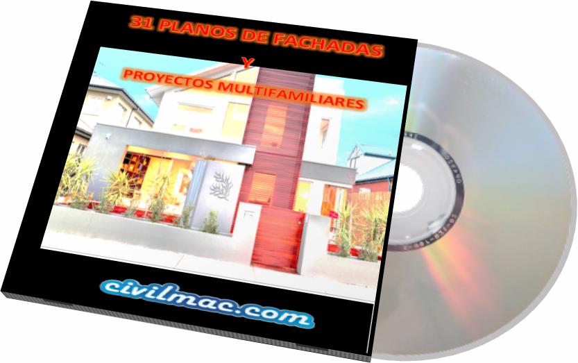 CivilMac , Proyectos Multifamiliares , Proyectos, Planos