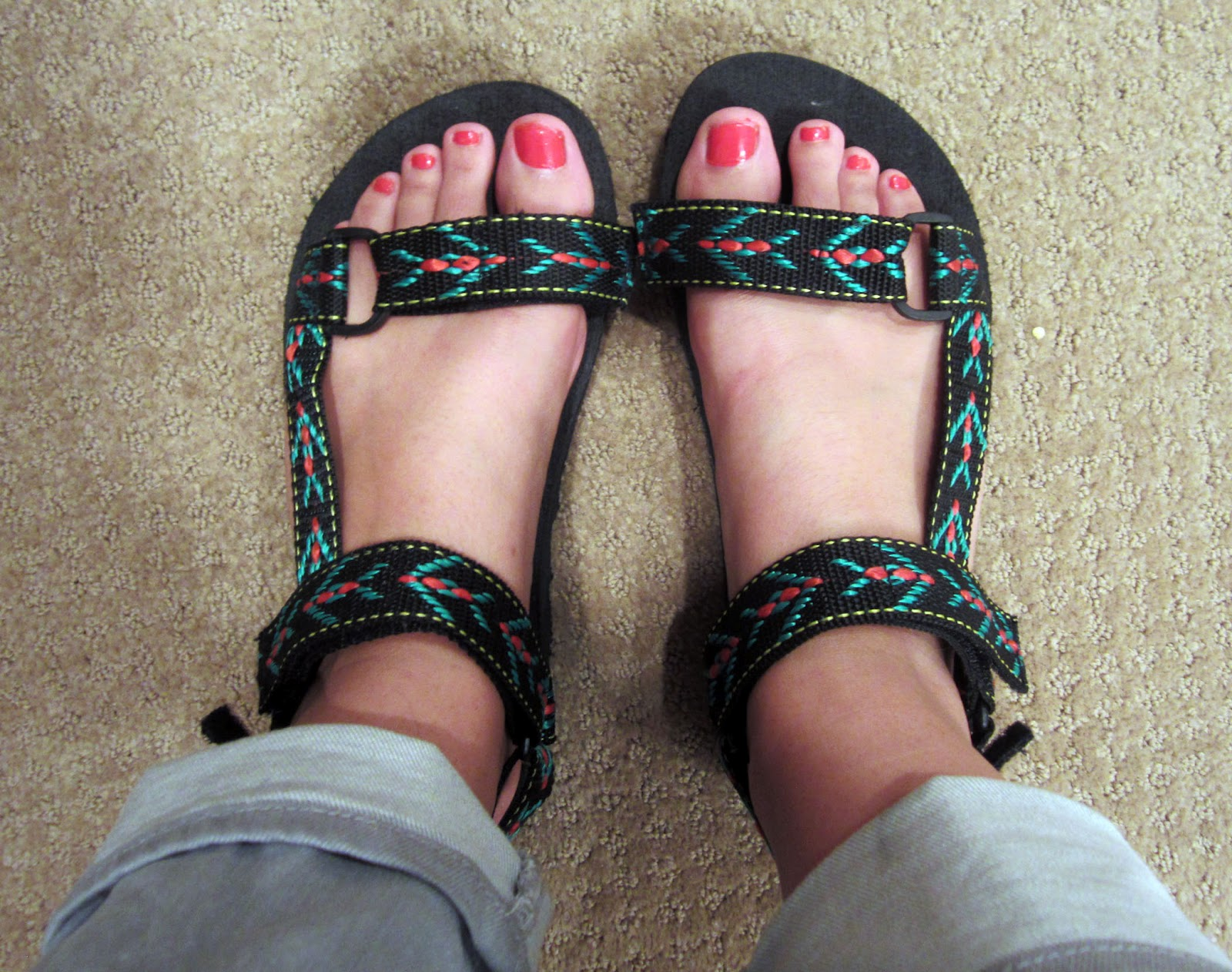 Lazy Mornings New Ish Sandals