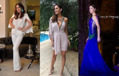 Miss Terra Brasil 2016, Bruna Zanardo hoje reconhecida em todo o mundo pelos concursos e campanhas
