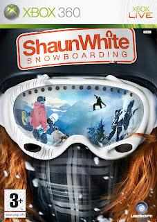 shawn white video game