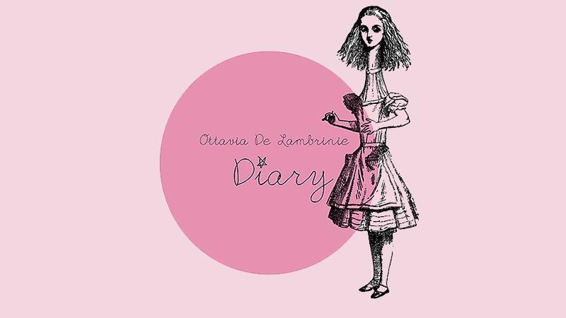 Ottavia De Lambrinie diary
