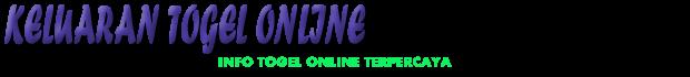 Keluaran Togel Online Terbaru