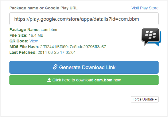 Cara Download File APK Dari Google Play Store