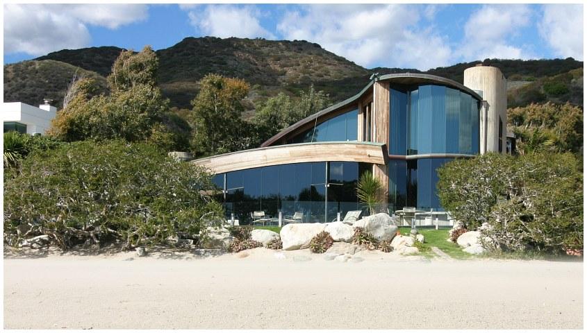 John Lautner Malibu House Plan Html on