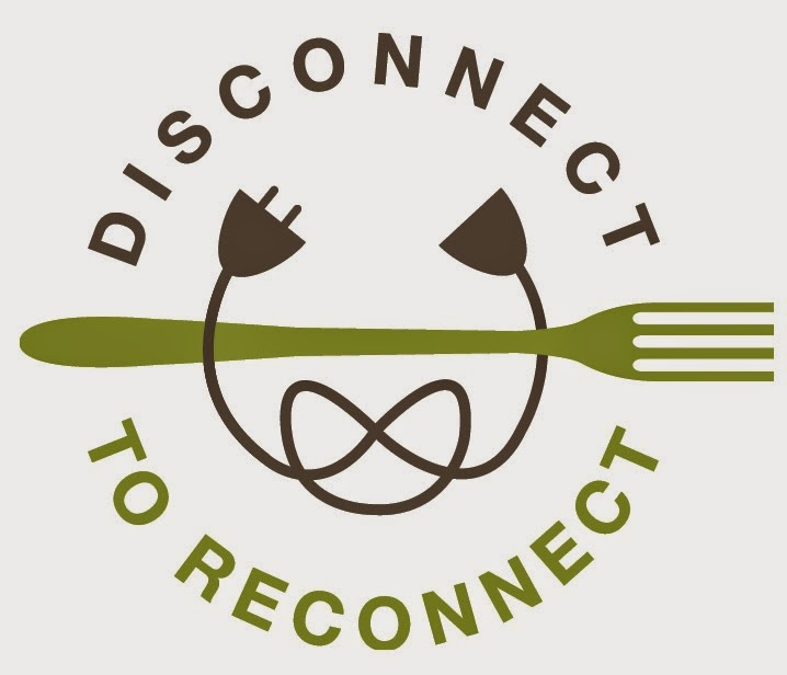 Disconnect to Reconnect logo