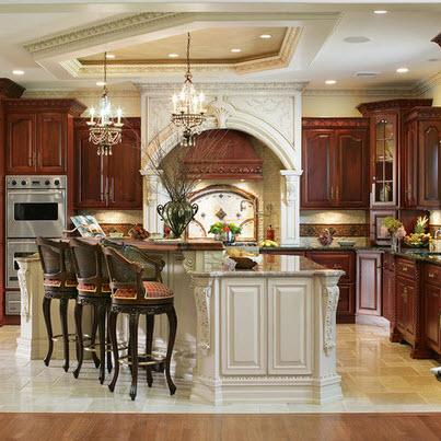 Dise os y tipos de pisos para cocina para que elijas el for Con que se limpia el marmol blanco