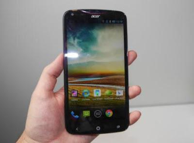 Spesifikasi Acer Liquid S2 datang dengan kamera 4K