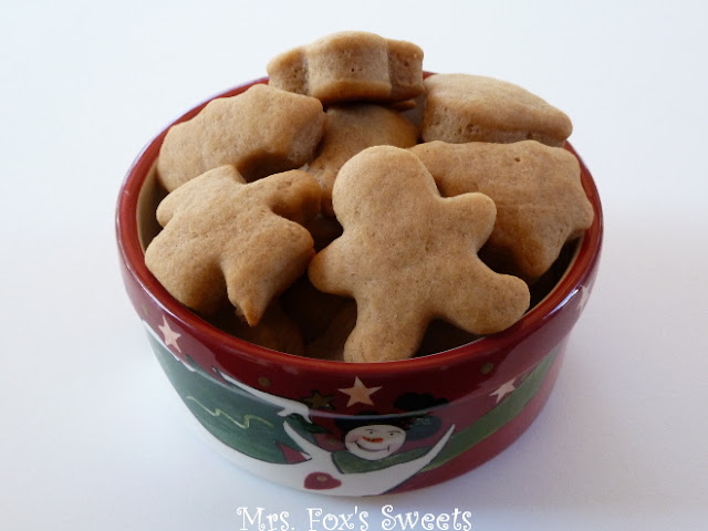 ms fox 39 s sweets these cookies are for the dogs