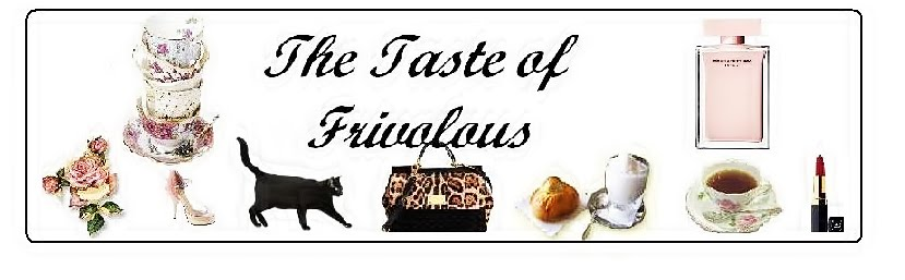 The taste of frivolous