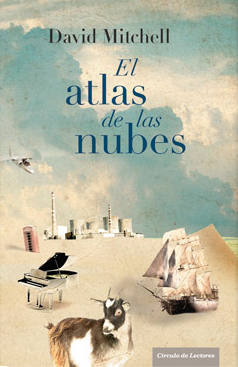 El atlas de las nubes, de David Mitchell
