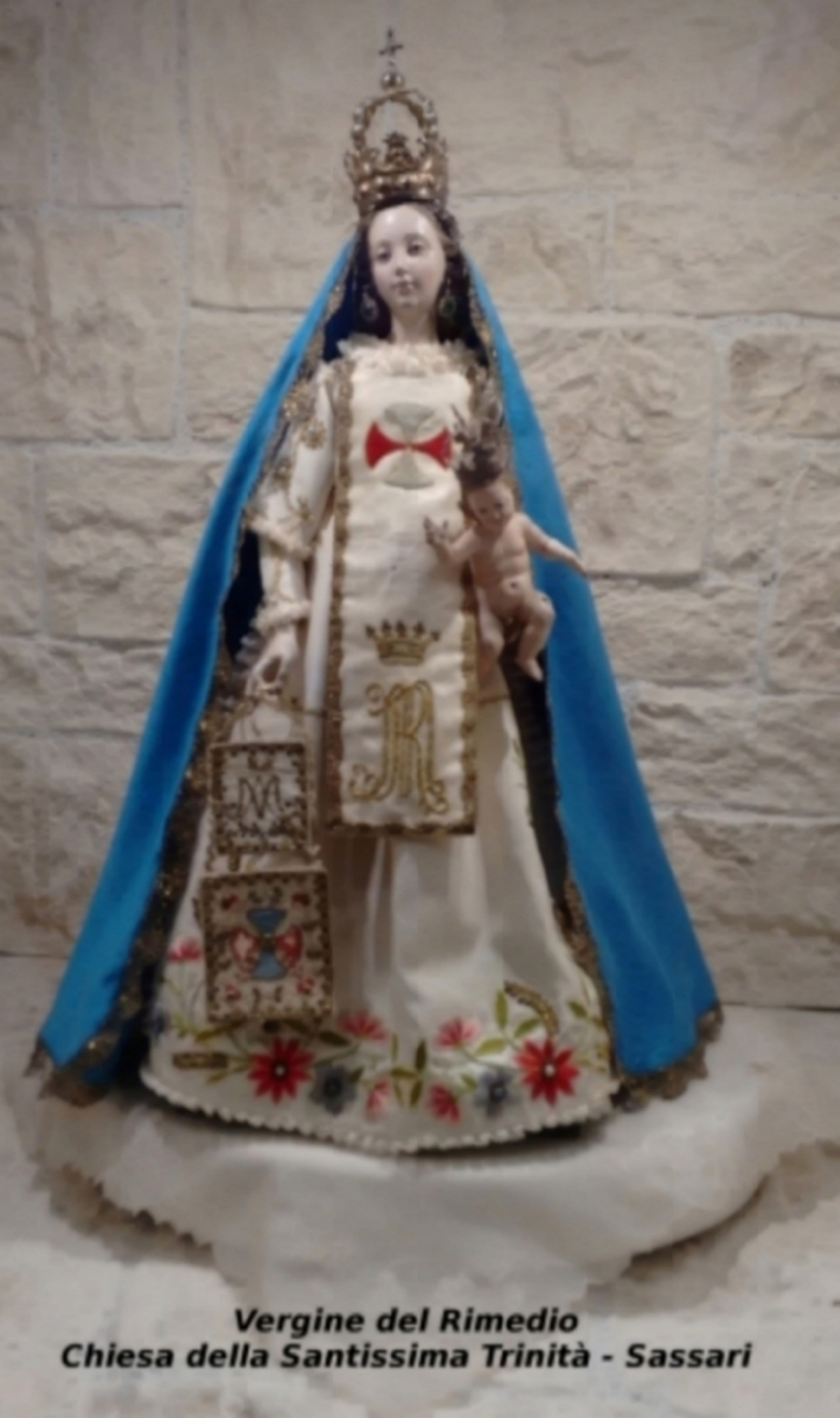 Preghiera alla Vergine del Rimedio
