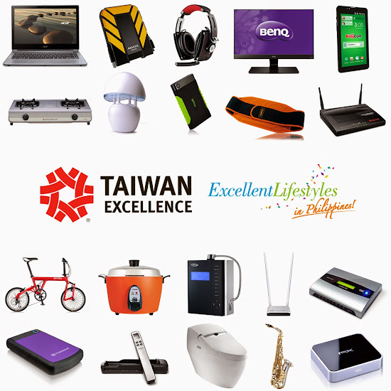 Taiwan Excellence Products