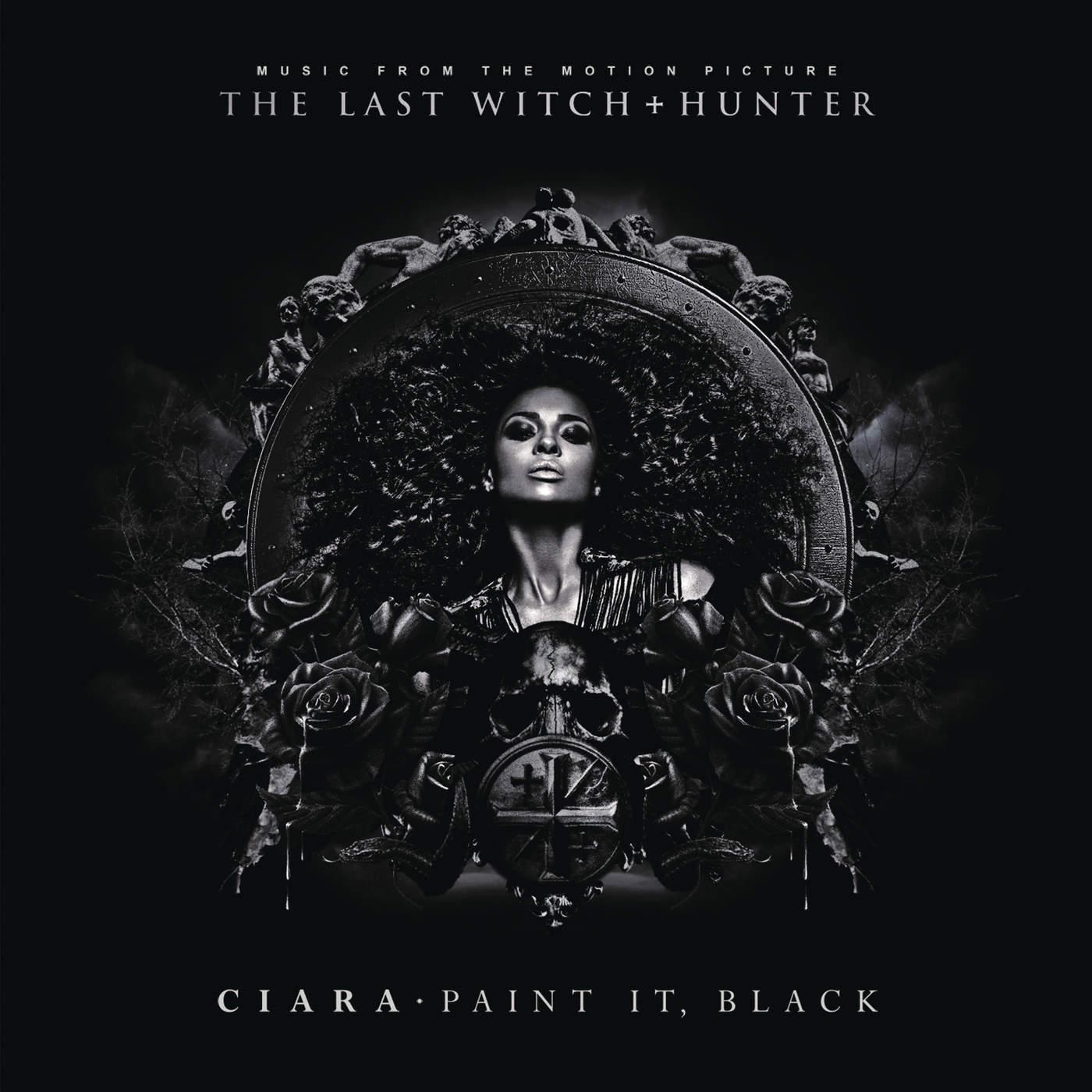 Ciara - Paint It, Black - Single Cover
