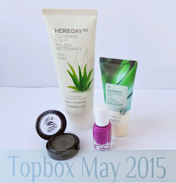 May 2015 Topbox