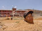 enterrados vivos en Chunchucoro por reclamar su comida