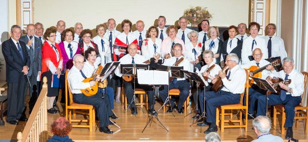 Rondalla y Coro El Madroño, viernes 19.02.14, 19:00 h. C.C. El Madroño, Vicálvaro